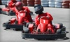 Canastota Kart Speedway - Lenox: Three Five-Minute Go-Kart Races and Licensing for One, Two, or Four at Canastota Kart Speedway (Up to 55% Off)