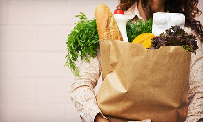Minty: $20 for $40 Worth of Delivered Groceries from Minty