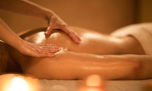 Welzijnsruimte Harmonie: 1 of 2 massagesessies met essentiële oliën vanaf € 29 in welzijnsruimte Harmonie