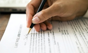 Clarity Wills: Scottish Will-Writing Service For One Person or Couple with Clarity Wills