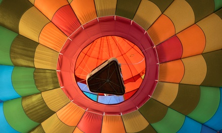 Hot Air Balloon Ride for Two or Four with Champagne Brunch from Southern AZ Balloons (Up to 39% Off)