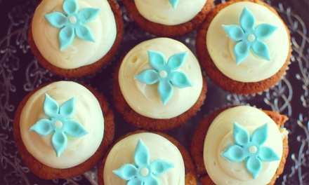 $22 for One Dozen Assorted Cupcakes at HannaH ($36 Value)