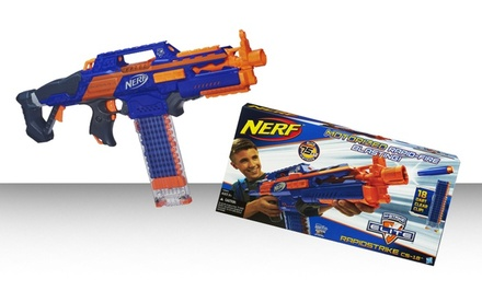 Nerf N-Strike Elite Rapidstrike CS-18. Free Returns.