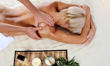 $49 for a Swedish Massage and a Back Scrub at The Body Work & Massage Source (Up to $135 Value)