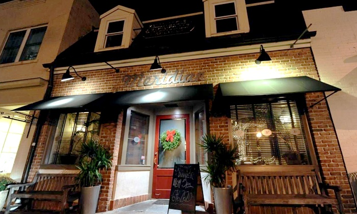 Meridian Kitchen - Locust Valley: Italian-Asian Fusion Cuisine for Dinner at Meridian Kitchen (50% Off)