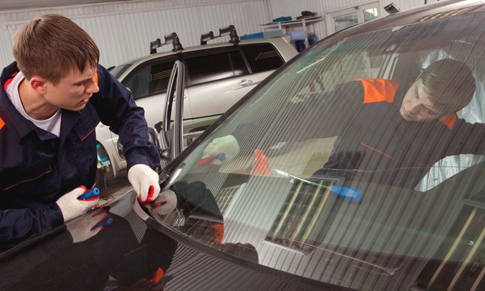All Around Auto Glass - Tacoma: $25 for $125 Toward Windshield Repair or Replacement at All Around Auto Glass
