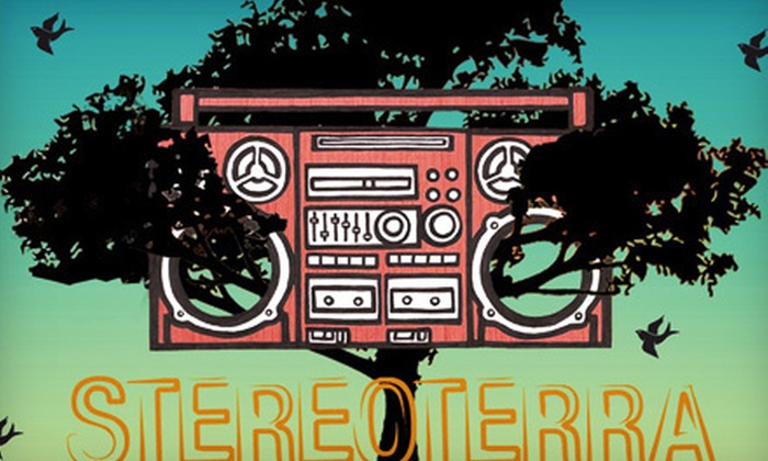 StereoTerra Music Festival - Tobacco: Four-Day StereoTerra Music Festival with Camping and Optional VIP Package in Beaverton on August 16–19 (Up to 58% Off)