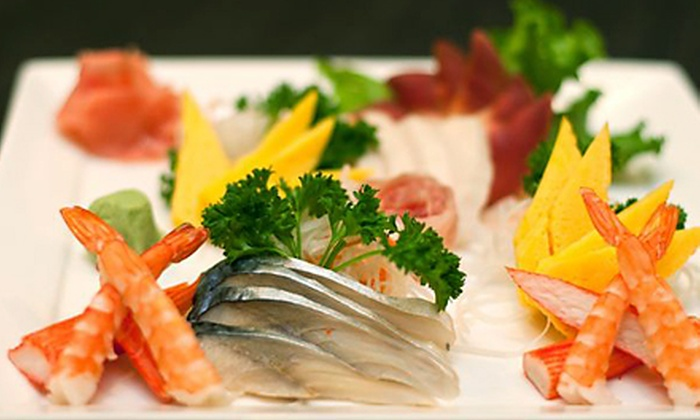 Asia Feast Sushi Bar - Vaughan: All-You-Can-Eat Lunch or Sushi, Asian Food, and Drinks for Dinner at Asia Feast Sushi Bar (Up to 56% Off)