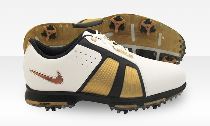 new arrival 3f457 ed92e Nike Zoom Trophy Men s Golf Shoes   Groupon