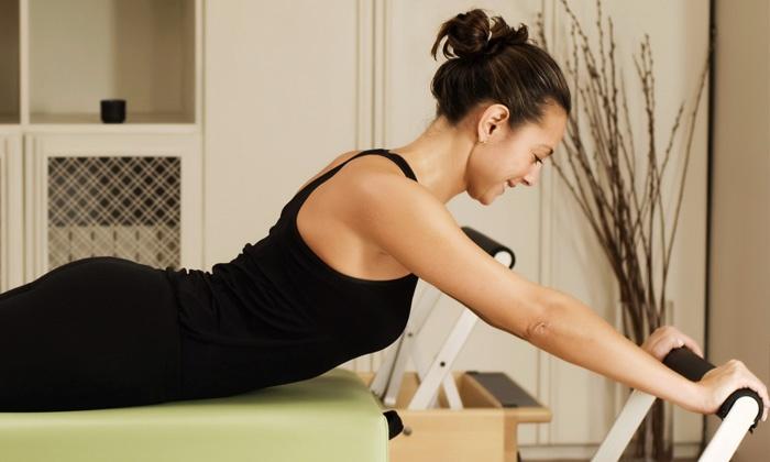 Pilates by Maja - Roseville - Fleet Ridge: 5 or 10 Pilates Equipment Classes from Pilates by Maja (Up to 76% Off)
