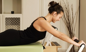 Pilates by Maja: 5 or 10 Pilates Equipment Classes from Pilates by Maja (Up to 68% Off)