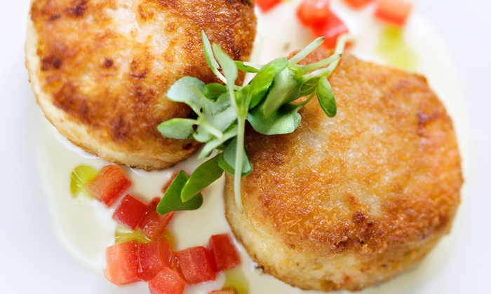 Baldwin's Station - Sykesville: Upscale American Fare at Baldwin's Station (Up to 54% Off)