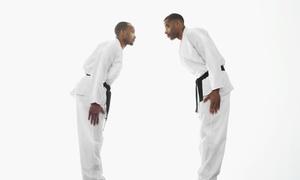 Clube De Jiu Jitsu Pitbull: 10 or 15 Brazilian Jiu Jitsu Classes at Clube De Jiu Jitsu Pitbull (Up to 93% Off)