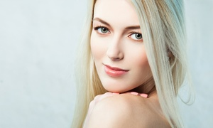 Hoss Lee Academy: Haircut and Blowout with Optional Basic Color or Partial Highlights at Hoss Lee Academy (Up to 68% Off)