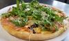 Pizza oder Pasta inkl. Salat