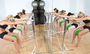 Body Innovation: Unlimited Bootybarre, Calisthenics or Pilates Group Sessions for One Month for R199 at Body Innovation