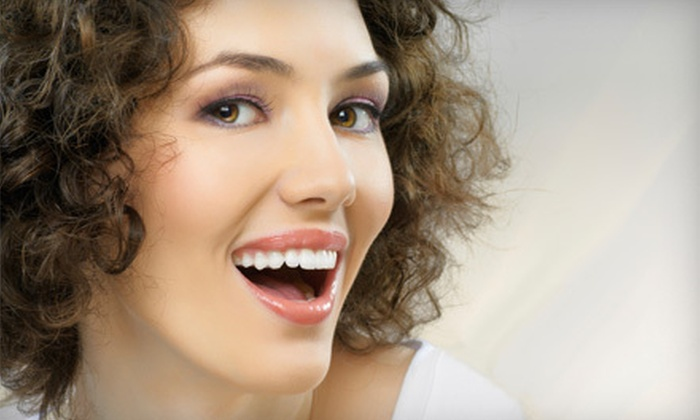 Cameron Dezham DDS at Crystal Springs Dental Care - San Mateo: $129 for a Zoom! Teeth-Whitening Treatment from Cameron Dezham DDS at Crystal Springs Dental Care in San Mateo ($600 Value)