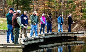 River Through Atlanta: Beginner Fly-Fishing Lesson for One or Two from River Through Atlanta (Up to 57% Off)