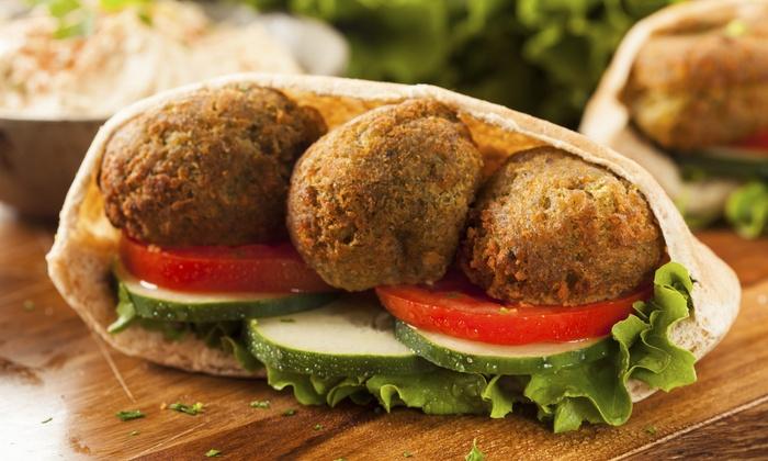 Golden Gate Vegetarian Cafe - State Fair-Nolan: $20 for Vegetarian Meal for Two at Golden Gate Vegetarian Cafe ($38 Value)