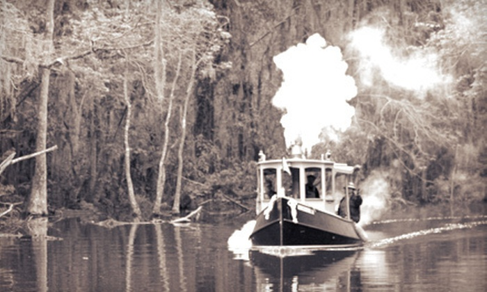 Rusty Anchor Inc - Mount Dora: Two-Hour Boat Tour for Two or Four from Rusty Anchor in Mount Dora (Up to 55% Off)