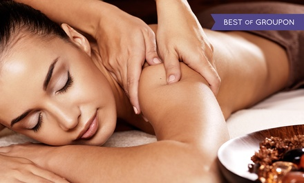 60-Minute Regular or Hot-Stone Massage at Thrive Muscle Health & Wellness (Up to 36% Off)