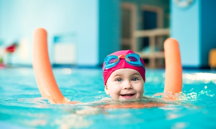 Swim Lessons for a Choice of Five Age Groups or Swim Team at Germantown Life Enrichment Center (Up to 46% Off)