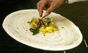 Nosh Cafe: Indian and Fusion Cuisine for Two at Nosh Café (45% Off)