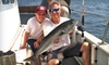 """Queen Mary - Spike's Fishery: Summer Family Afternoon Special Fishing Cruise for Two or Four Adults on """"Queen Mary"""" (Up to 58% Off)"""