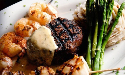 One or Two Groupons, Each Good for $25 Worth of Italian Food for Two or More at Davinci's Pub (Up to 43% Off)