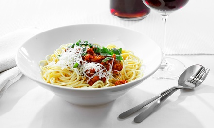 Italian Cuisine at Canale's Italian Cuisine (Up to 40% Off)