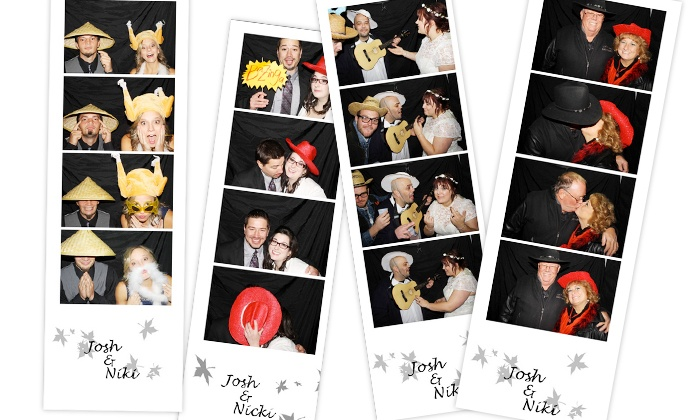 Harris Photographer and Design - St Louis: Two-, Four-, or Six-Hour Photo-Booth Rental from Harris Photography (Up to 56% Off)