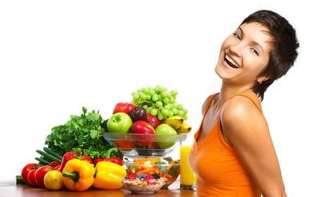 One, Four, or Eight Nutritional-Counseling Sessions at Fit Happens (Up to 84% Off)