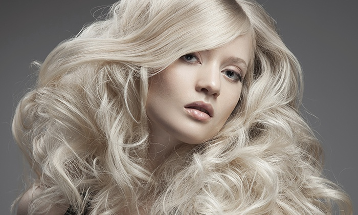 Touch Hair Design - Cityview - Skyline - Fisher Heights: One or Three Blowouts or One Shampoo, Haircut, and Style with Billy at Touch Hair Design (Up to 50% Off)