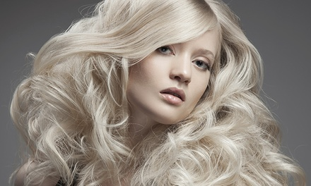One or Three Blowouts or One Shampoo, Haircut, and Style with Billy at Touch Hair Design (Up to 50% Off)