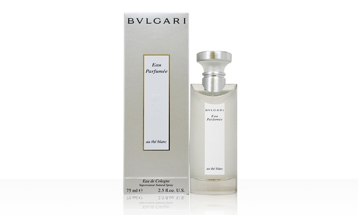 Bvlgari Au The Blanc Fragrance Groupon Goods