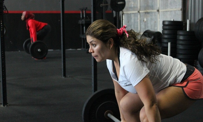 Crossfit G Bar 3 - Cypress: Five CrossFit Classes at CrossFit G BAR 3 (70% Off)