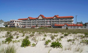 Beach Resort on South Jersey Shore