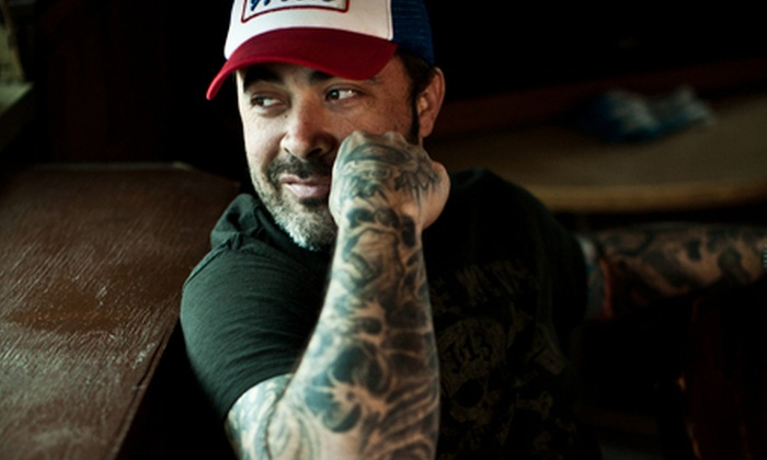Aaron Lewis - City National Civic: $20 to See Aaron Lewis Concert at San Jose Civic on Saturday, March 2, at 7:30 p.m. (Up to $34.25 Value)
