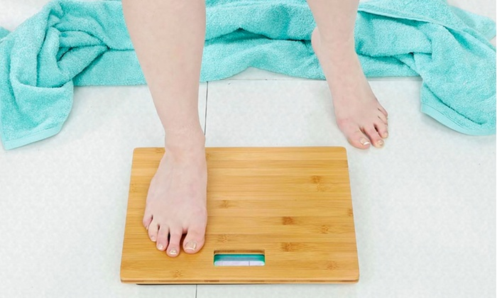 Bath Bliss Digital Bamboo Scale: Bath Bliss Digital Bamboo Scale. Free Shipping and Returns.