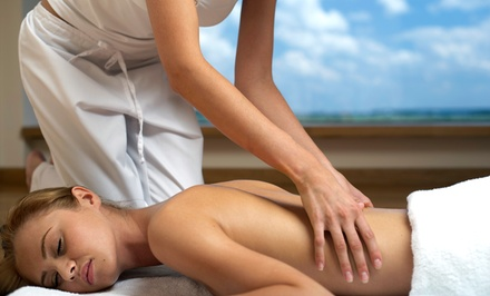 One or Three One-Hour Swedish, Deep-Tissue, or Hot-Stone Massages at Straughn Chiropractic Center (Up to 63% Off)