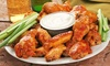 Fireside Brewhouse (IN) - Fireside Brewhouse: Buckets of Beer and Wings During Sunday and Monday Football Games at Fireside Brewhouse (Up to 55% Off)