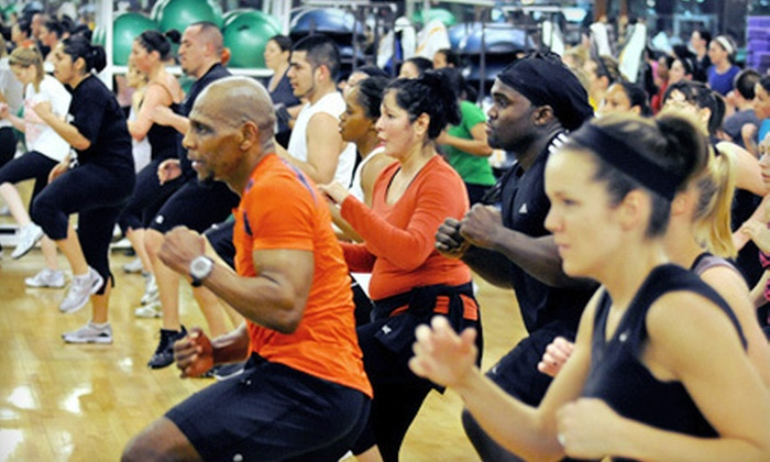 Kareem Team Fitness - West Town: $29 for 10 Group Fitness Classes at Kareem Team Fitness ($140 Value)