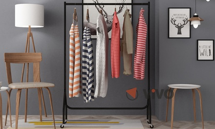 Vivo HeavyDuty Clothes Hanging Rack in Choice of Size