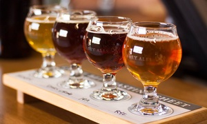 Old Abbey Ales: Craft Beer Tasting and Empty Growlers for Two or Four at Old Abbey Ales (Up to 40% Off)