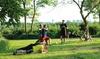 Outdoor-Training mit Betreuung