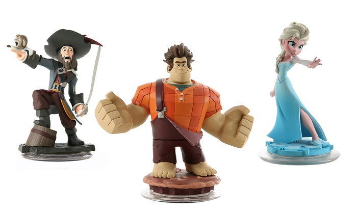Disney Infinity 1 0 Characters Groupon Goods
