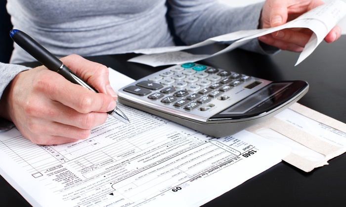 Right Way Tax and Financial Services - Katy: 1040 EZ, 1040, or Small-Business Tax Preparation at Right Way Tax and Financial Services (Up to 67% Off)