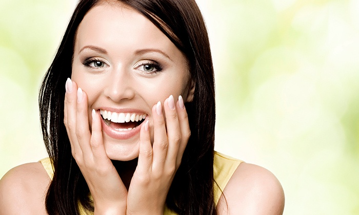 $59.99 for One Session of Pure Image Teeth Whitening with Consultation ($299.99 Value), 21 Locations