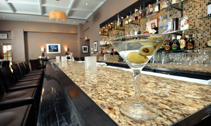 "Kinzie Chophouse - Near North Side: $45 for a ""Spring in the Spirits"" Cocktail Tasting with Hors d'oeuvres on March 28 at Kinzie Chophouse ($90 Value)"