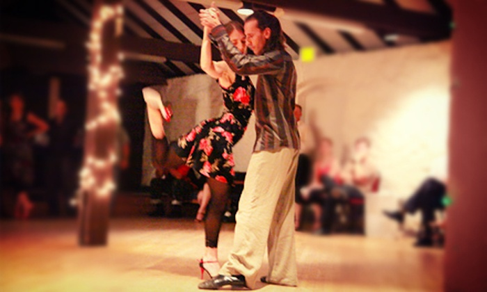 Oxygen Tango - Culver - West: 10 Drop-In Argentine Tango Classes or One Month of Unlimited Classes at Oxygen Tango (Up to 75% Off)